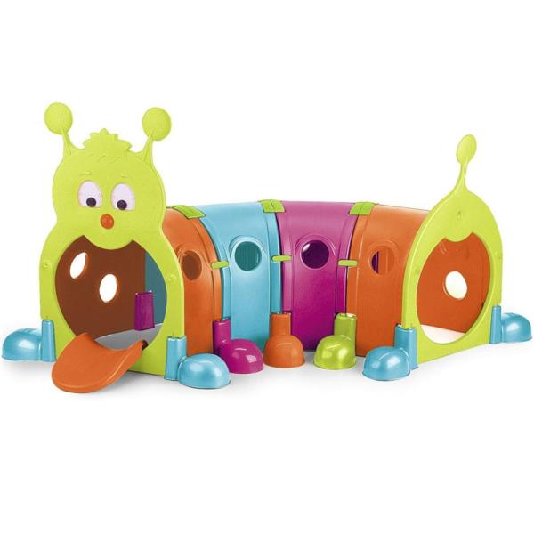 Modułowy Tunel Zabawowy Gąsienica