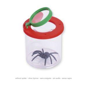 pojemnik na owady z lupą - zabawa