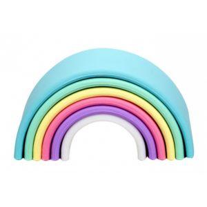 silikonowa tęcza pastel - Dena