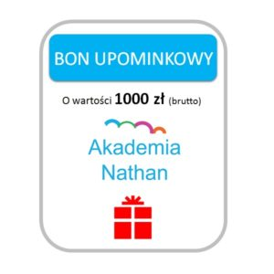 bon upominkowy 1000 zł