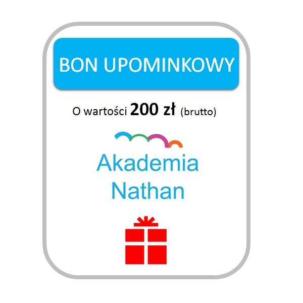 bon upominkowy 200 zł