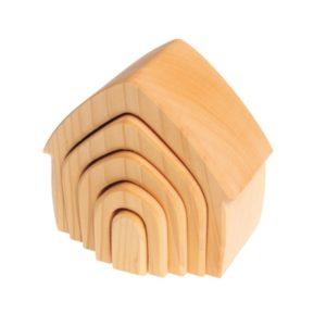 dom drewniany Grimm's