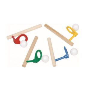Dmuchnij piłeczkę - zabawka logopedyczna Goki