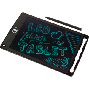 tablet znikopis LCD