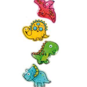 żelowe dinozaury sensoryczne