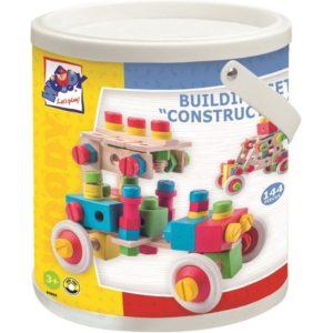 zestaw konstrukcyjny - 144 elementów - opakowanie