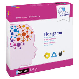 Warsztat neurologiczny Flexigame - Kształty i kolory - opakowanie
